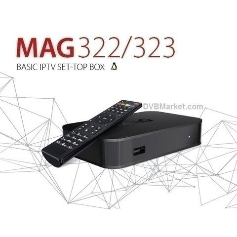 MAG322 W1 Infomir (Wifi)