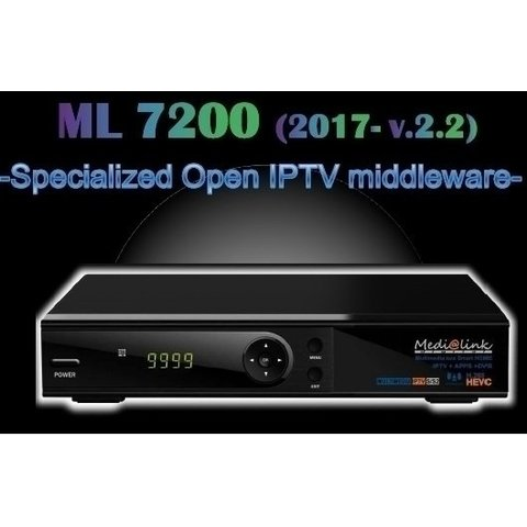 Medialink ML7200 S2 HEVC