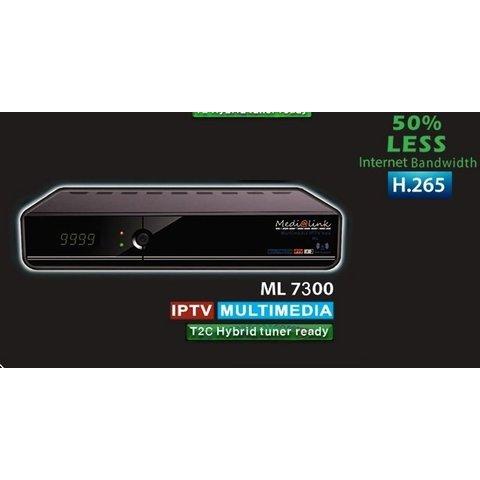 Medialink ML7300 T2C HEVC
