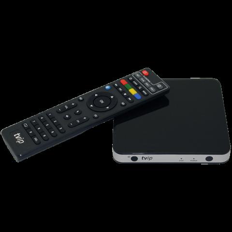 TVIP V605 S-Box IPTV