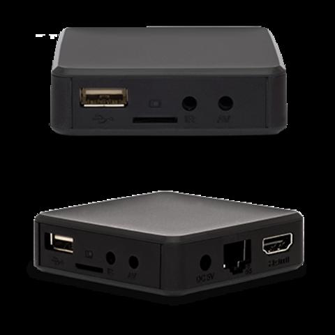 TVIP V612 IR 4K S-Box IPTV