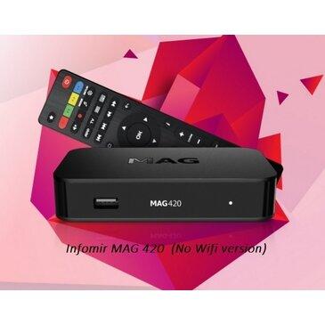 MAG420 Infomir IPTV