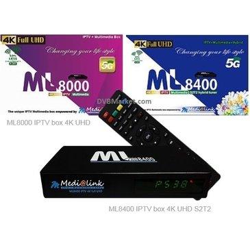 Medialink ML8000 4K IPTV