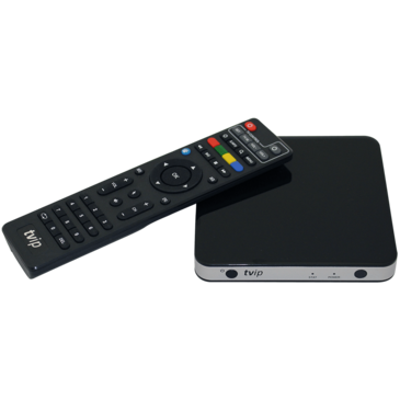 TVIP V501 S-Box IPTV Wifi