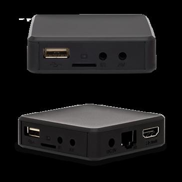 TVIP V530 4K S-Box IPTV