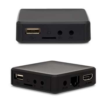 TVIP V615 BT 4K S-Box IPTV